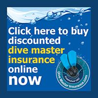 Divemaster Insurance