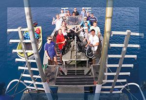 Boat Diver Truk