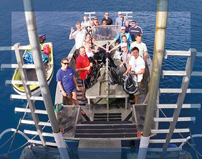 Club Trip to Truk Lagoon