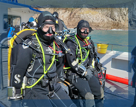 UK Lundy Divers